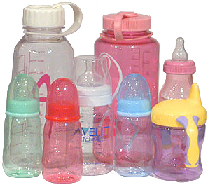 BPA-based liquid containers